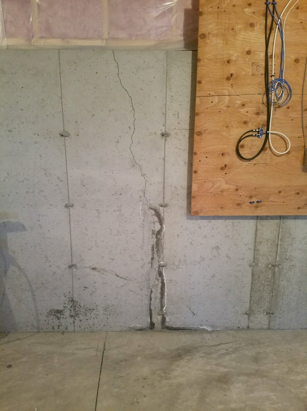 Foundation Crack Repair Manchester NH