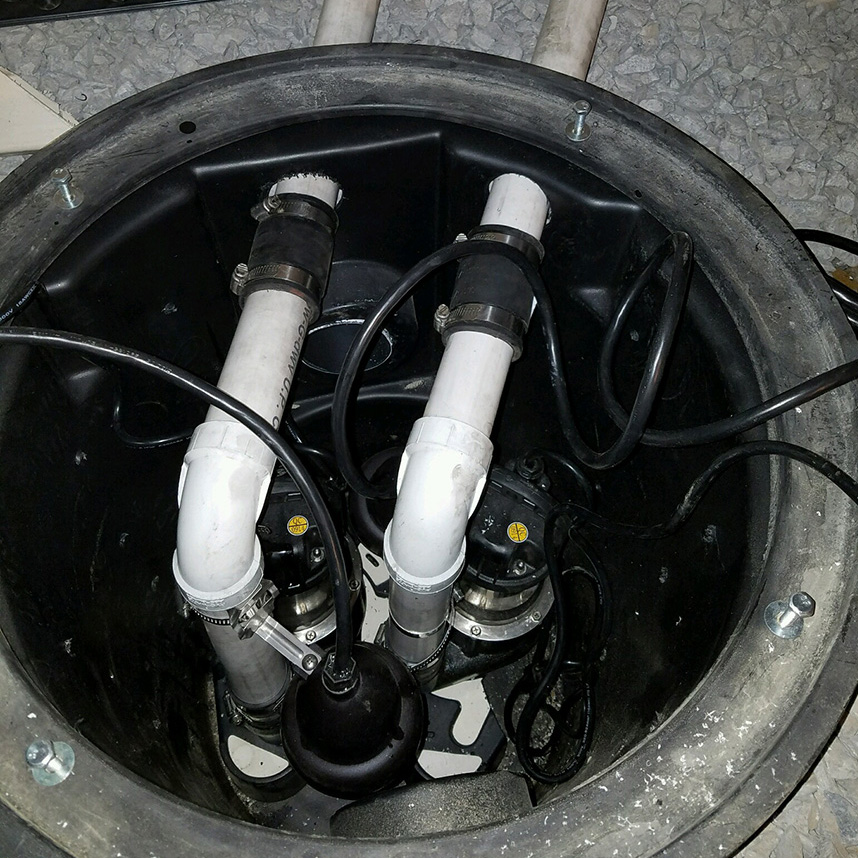 Sump Pump Installation Lowell MA