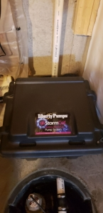 Liberty Dual Battery back up system