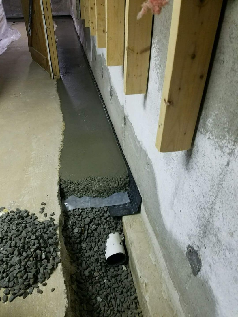 French Drains & Home Drainage Systems: Lunenburg, MA | Premier Basement Waterproofing - FB_IMG_1493087688628