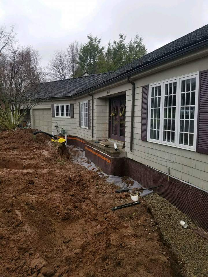 French Drains & Home Drainage Systems: Lunenburg, MA | Premier Basement Waterproofing - FB_IMG_1531255829584