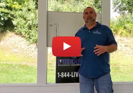 Premier Basement Waterproofing video