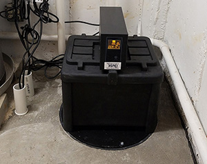 Basement Waterproofing Systems Lunenburg MA - Wet Basement Repair Massachusetts - ion